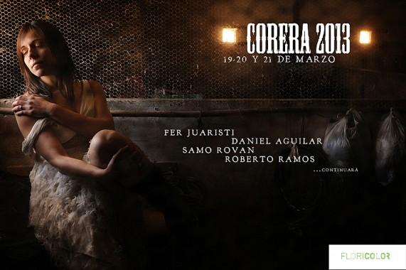 Corera 2013, Spain