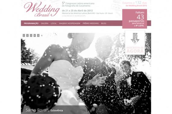 Wedding Brasil 2013, Brasil