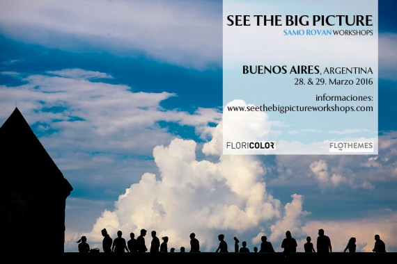 Workshop Buenos Aires 2016, Argentina: Marzo 28-29, 2016