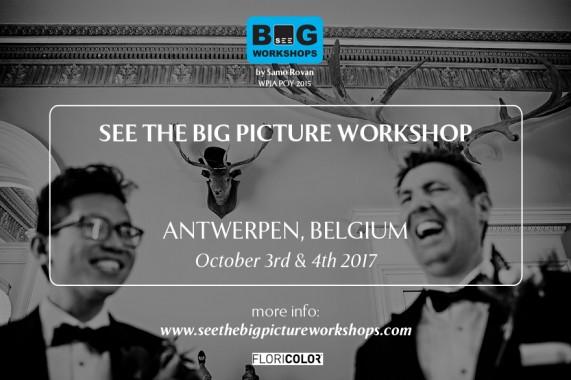 Workshop Antwerpen 2017, Belgium: October 3-4, 2017