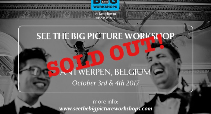 Workshop Antwerpen 2017, Belgium: October 3-4, 2017