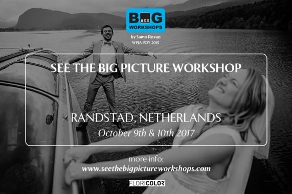 Workshop Randstad 2017, Netherlands: October 9-10, 2017