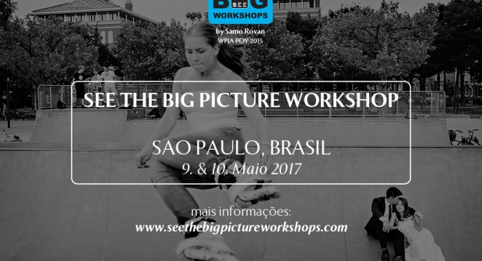 Workshop Sao Paulo 2017, Brasil: Maio 9-10, 2017